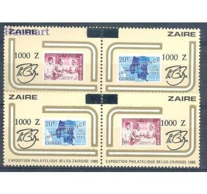Znaczek Kongo Kinszasa / Zair 1991 Mi 1045-1048 Czyste **