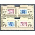 Kongo Kinszasa / Zair 1991 Mi 1045-1048 Czyste **