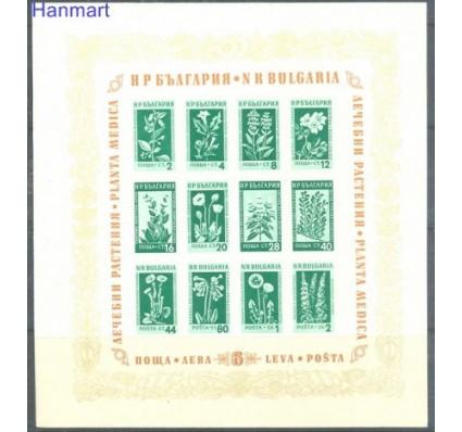 Znaczek Bułgaria 1953 Mi bl 4 Czyste **
