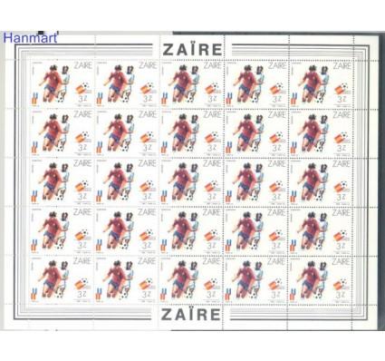 Znaczek Kongo Kinszasa / Zair 1982 Mi ark 767 Czyste **