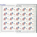 Kongo Kinszasa / Zair 1982 Mi ark 770 Czyste **