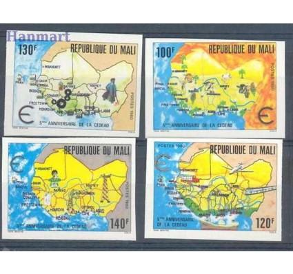 Znaczek Mali 1980 Czyste **