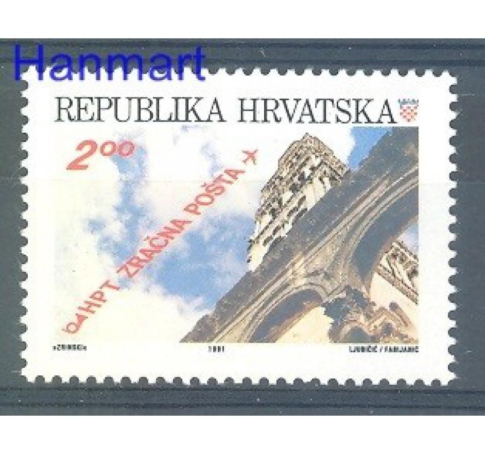 Chorwacja 1991 Mi 180C Czyste **