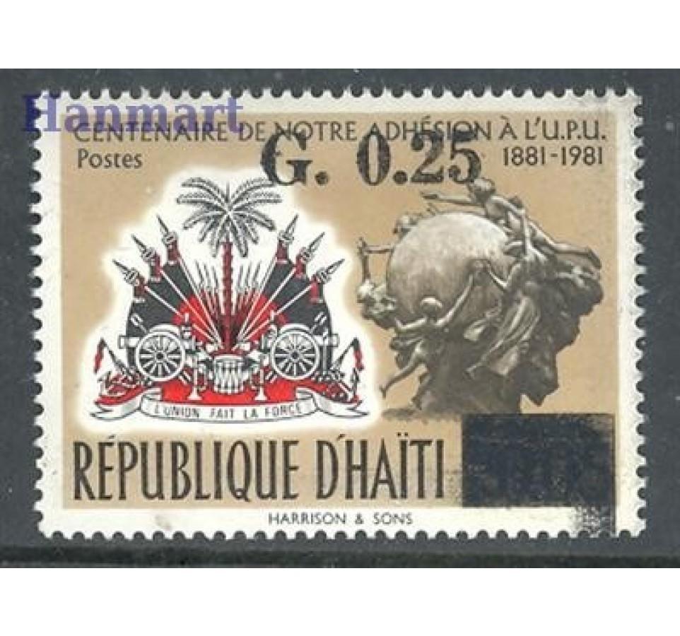 Haiti 1986 Mi 1495 Czyste **