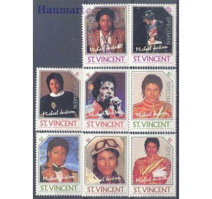 St. Vincent 1985 Mi 890-897 Czyste **