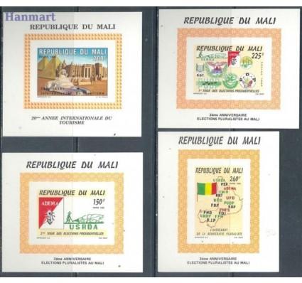 Znaczek Mali 1995 Mi einbl K68-N68B Czyste **