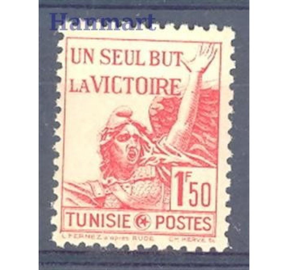 Tunezja 1943 Mi 256 Czyste **