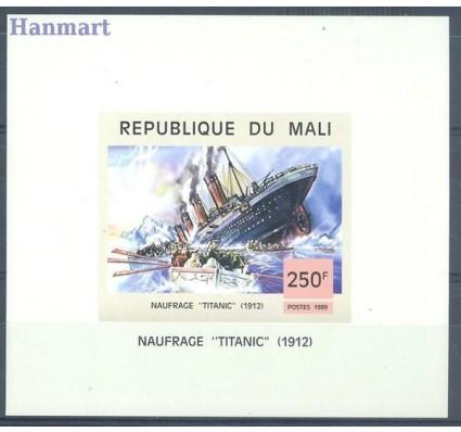 Mali 1999 Mi 2224B Czyste **