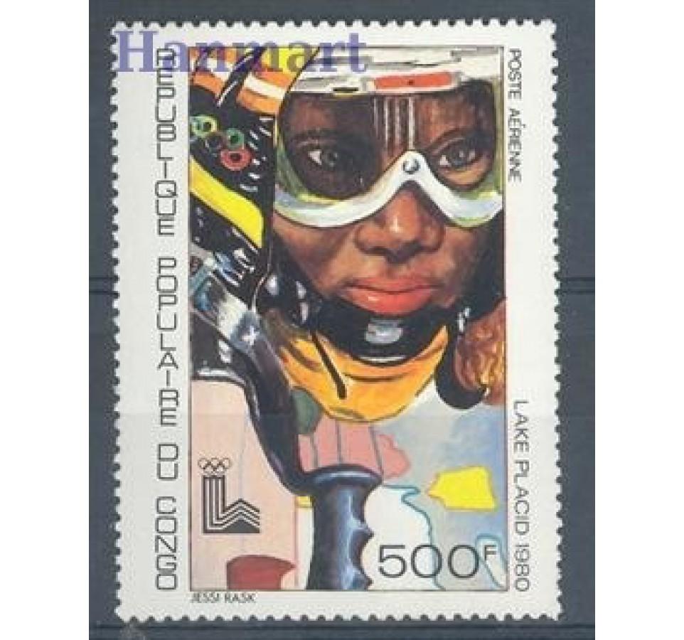Kongo 1979 Mi 718 Czyste **