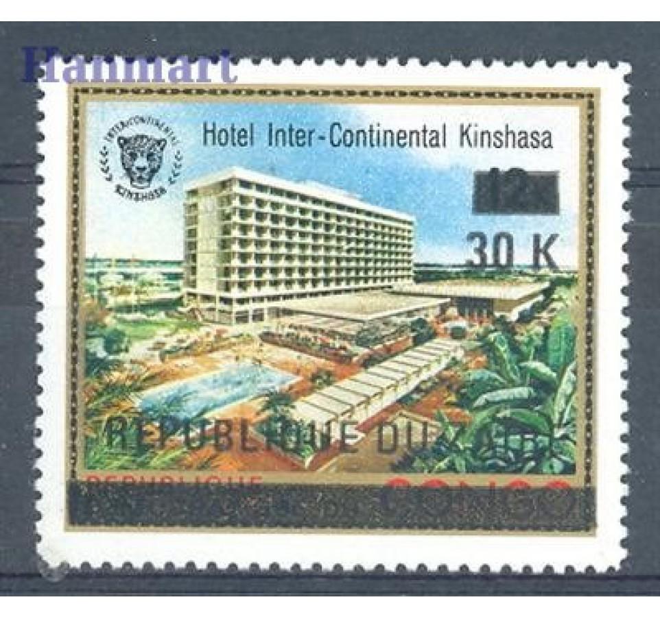 Kongo Kinszasa / Zair 1977 Czyste **