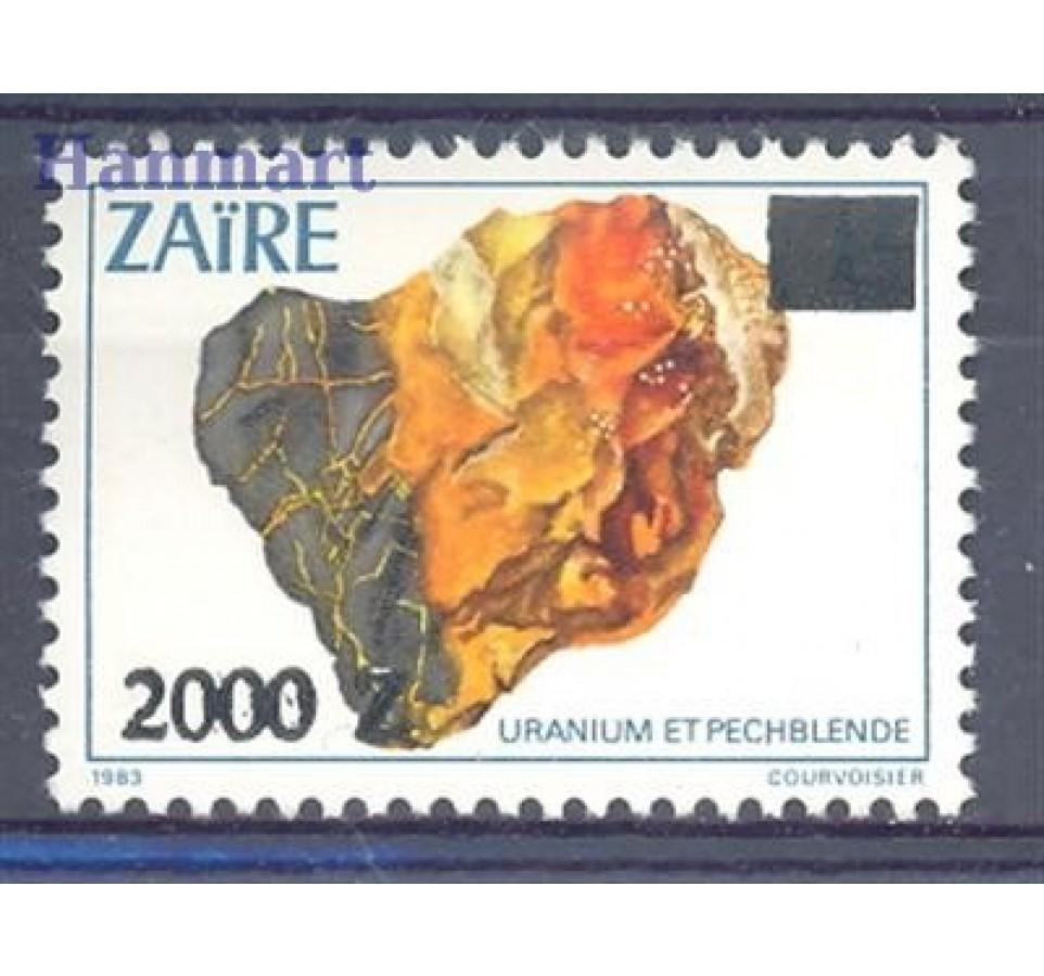 Kongo Kinszasa / Zair 1991 Mi 1051 Czyste **