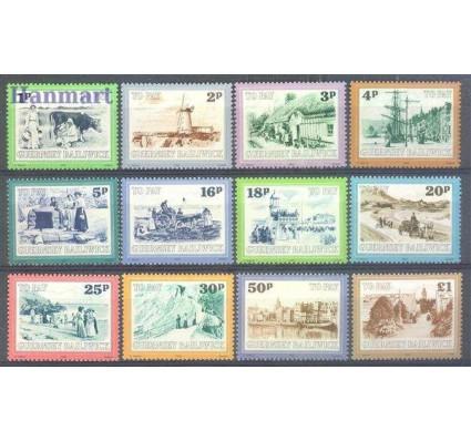 Znaczek Guernsey 1982 Mi por 30-41 Czyste **