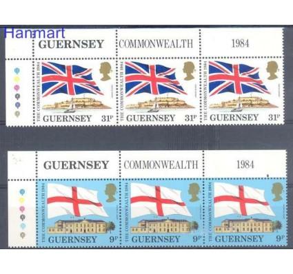 Znaczek Guernsey 1984 Mi 284-285 Czyste **