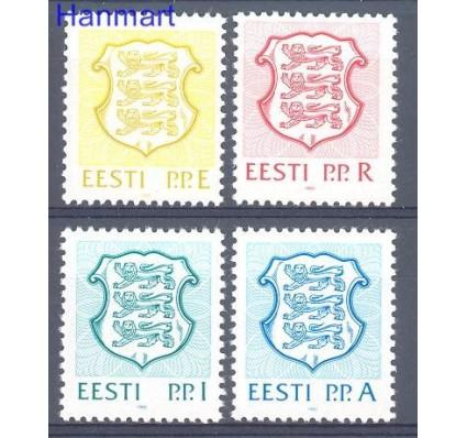 Znaczek Estonia 1992 Mi 176-179 Czyste **