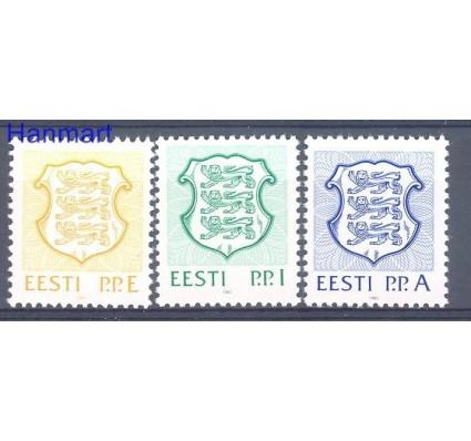 Estonia 1992 Mi 183-185 Czyste **