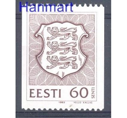 Znaczek Estonia 1992 Mi 198 Czyste **