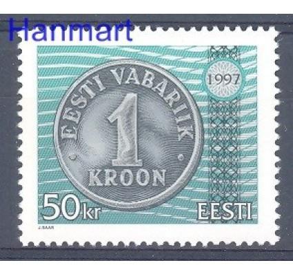 Estonia 1997 Mi 308 Czyste **