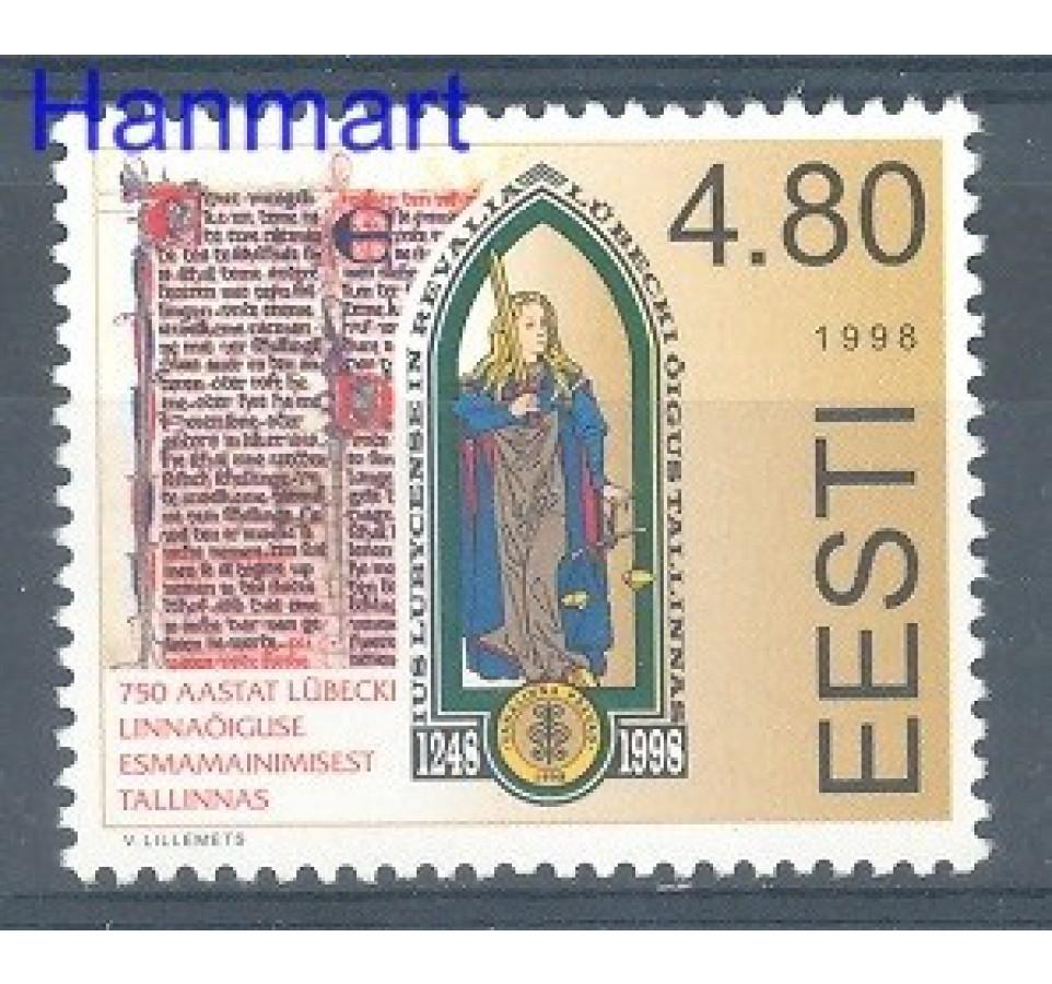 Estonia 1998 Mi 326 Czyste **