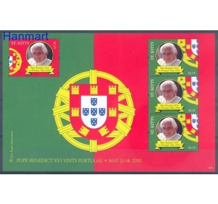 Saint Kitts 2010 Mi 1169-1171 Czyste **