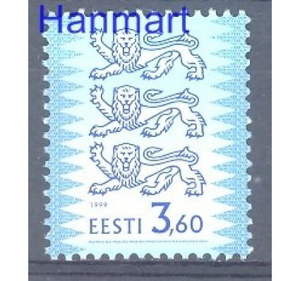 Estonia 1999 Mi 356IA Czyste **