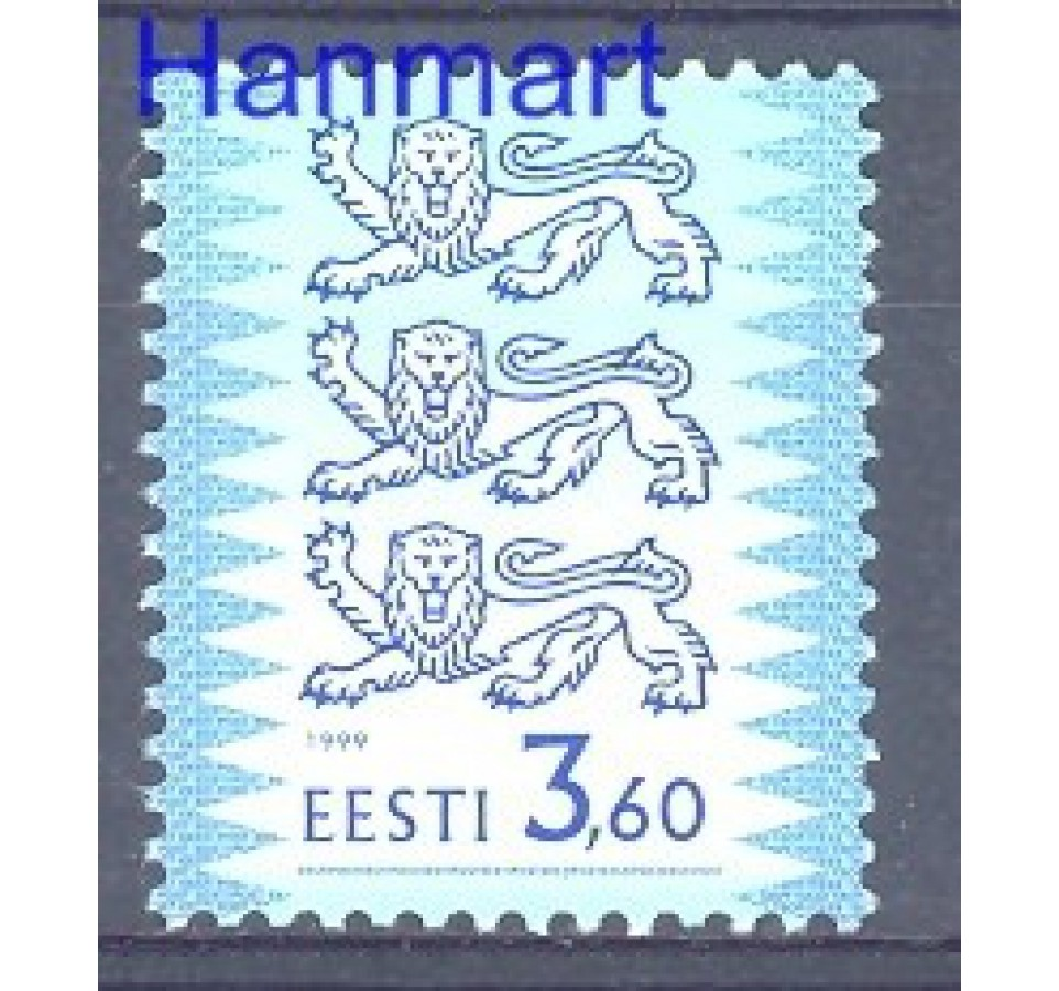 Estonia 1999 Mi 356IC Czyste **