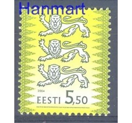 Estonia 2004 Mi 485 Czyste **