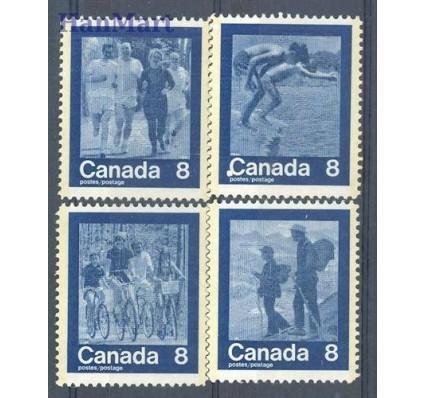 Kanada 1974 Mi 551-554 Czyste **