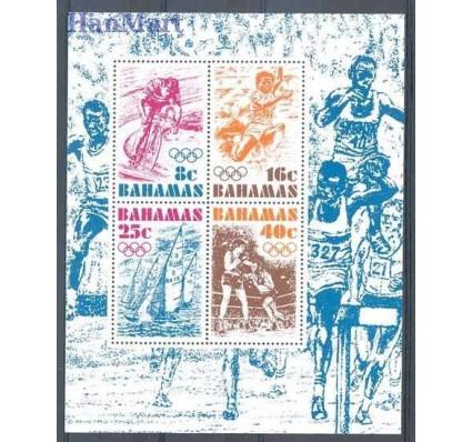 Znaczek Bahamy 1976 Mi bl 17 Czyste **