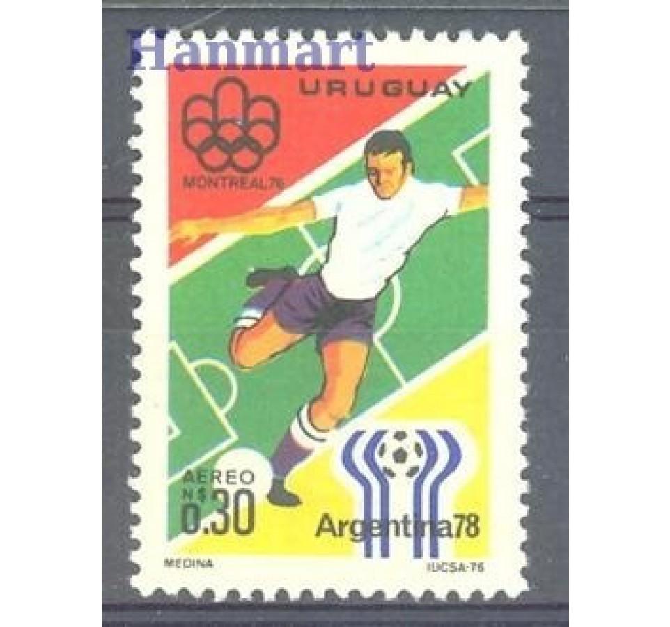 Urugwaj 1976 Mi 1406 Czyste **
