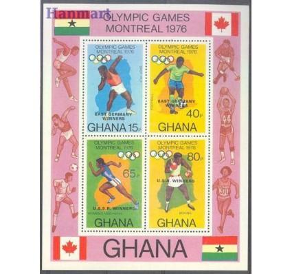 Znaczek Ghana 1986 Mi bl 69 Czyste **
