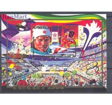 Gwinea 1988 Mi bl 319B Czyste **