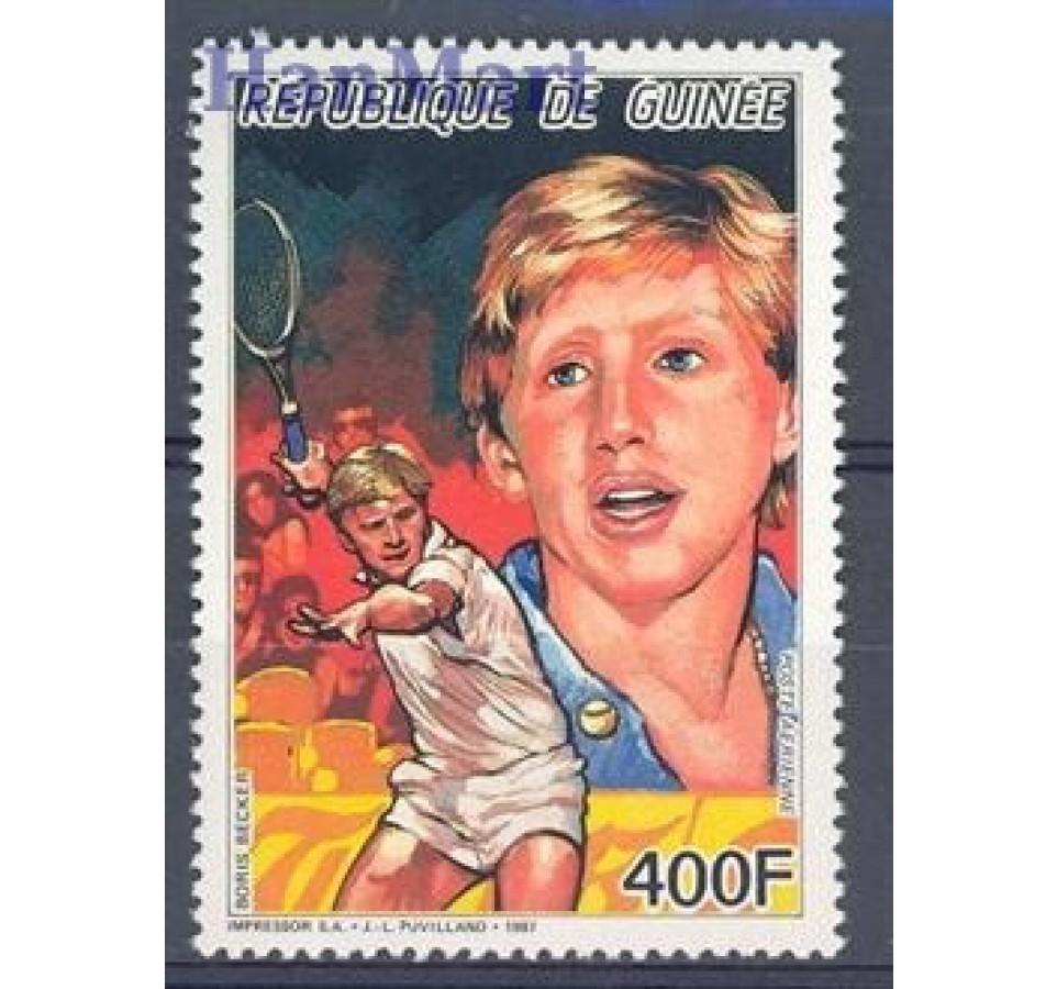 Gwinea 1987 Mi 1177 Czyste **