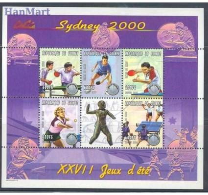 Znaczek Gwinea 2000 Mi 2824-2828 Czyste **