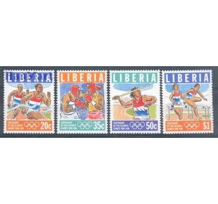 Znaczek Liberia 1996 Mi 1656-1659 Czyste **