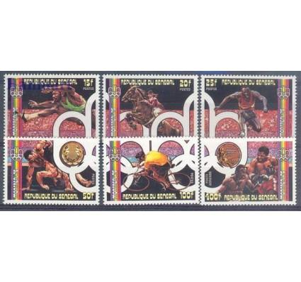 Znaczek Senegal 1976 Mi 597-602 Czyste **