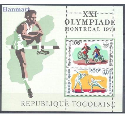 Znaczek Togo 1976 Mi bl 104 Czyste **