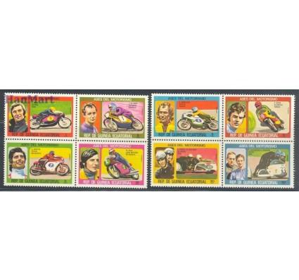 Gwinea Równikowa 1976 Mi 895-902 Czyste **