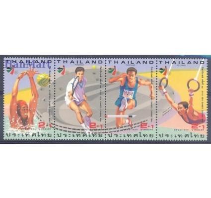 Tajlandia 1994 Mi 1622-1625 Czyste **
