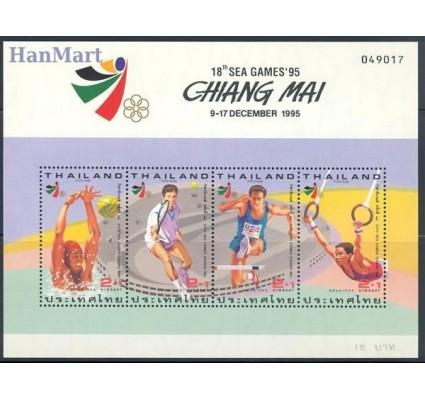 Znaczek Tajlandia 1994 Mi bl 62 Czyste **