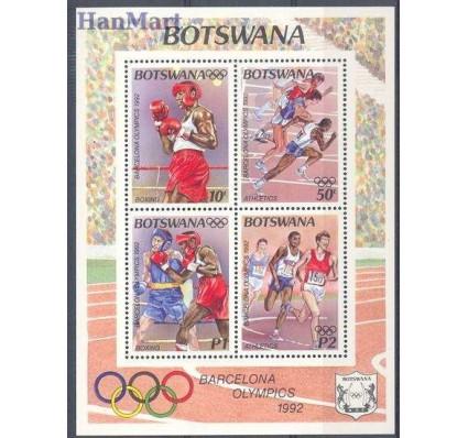 Znaczek Botswana 1992 Mi bl 25 Czyste **