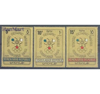 Znaczek Jemen Północny 1961 Mi 613-615 Inne