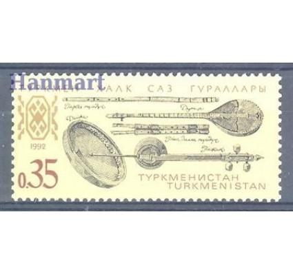 Znaczek Turkmenistan 1992 Mi 10 Czyste **