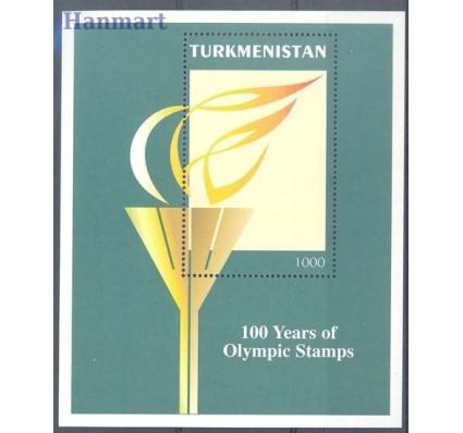 Turkmenistan 1997 Mi bl 7 Czyste **