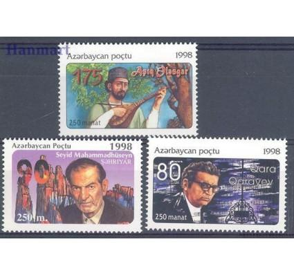 Znaczek Azerbejdżan 1998 Mi 423-425 Czyste **