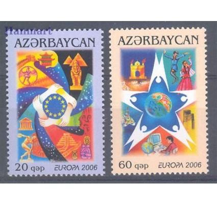 Azerbejdżan 2006 Mi 638-639 Czyste **