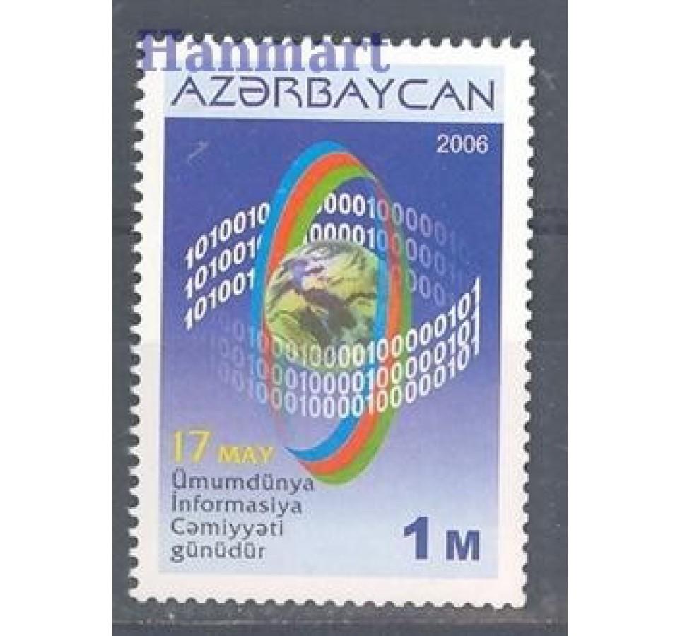 Azerbejdżan 2006 Mi 649 Czyste **