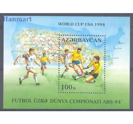 Azerbejdżan 1994 Mi bl 6 Czyste **