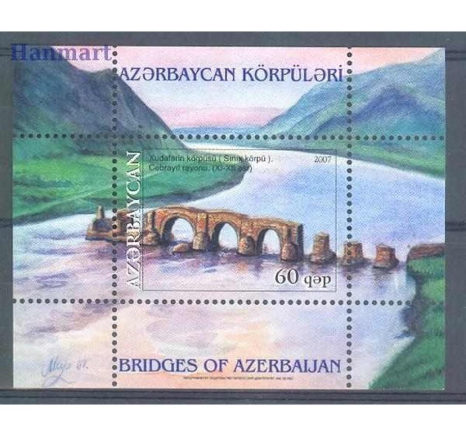 Azerbejdżan 2007 Mi bl 78 Czyste **