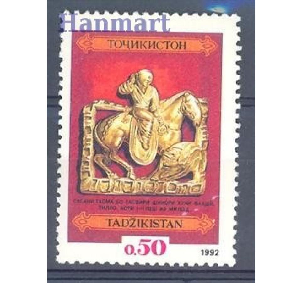 Tadżykistan 1992 Mi 1 Czyste **
