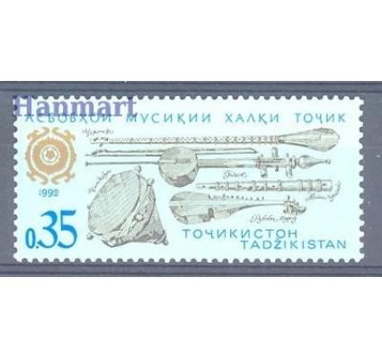 Znaczek Tadżykistan 1992 Mi 3 Czyste **